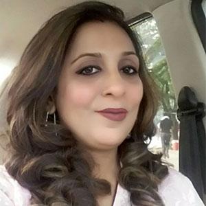 Rakhee_National-Vice-President_Women-Cell